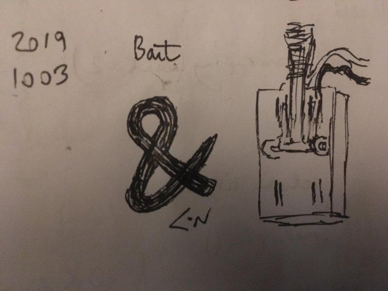 "Inktober no. 3 ""Bait"" #late"